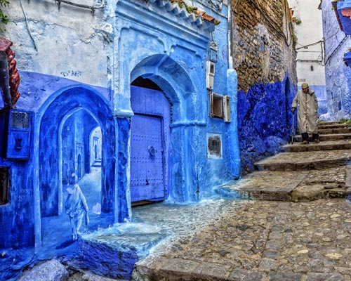 Wall_Drawing_Chefchaouen