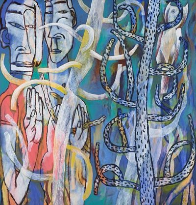 untitled_blue_figures_woods