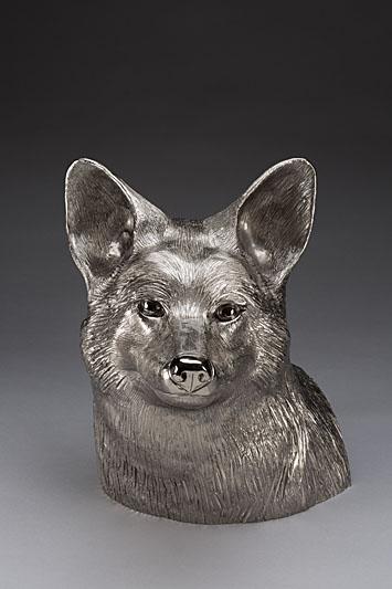 Coyote Bust Warm Nickel1