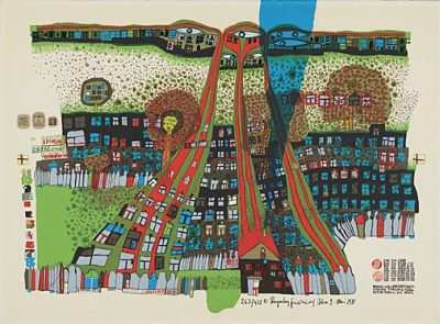 Hundertwasser_let us pray manitou wins1