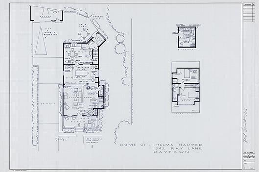 home of thelma harper
