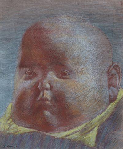 Baby (Self Portrait)