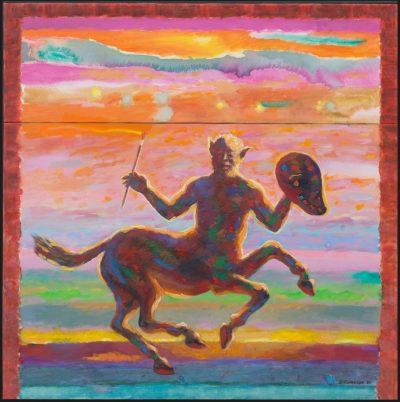 Centaur (Self Portrait)