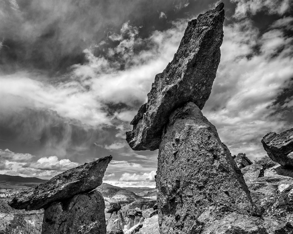 Balanced Rocks, Oregon
