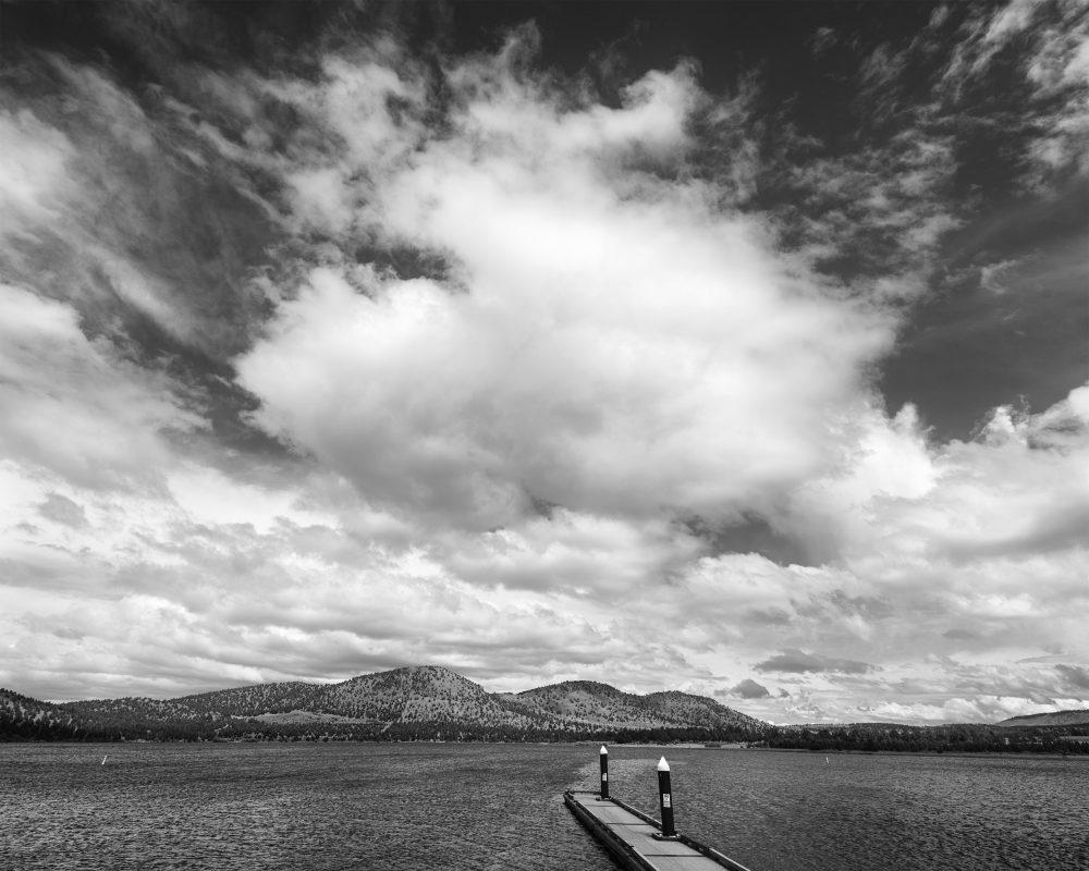 Haystack Reservoir, West Shore, Oregon 18706