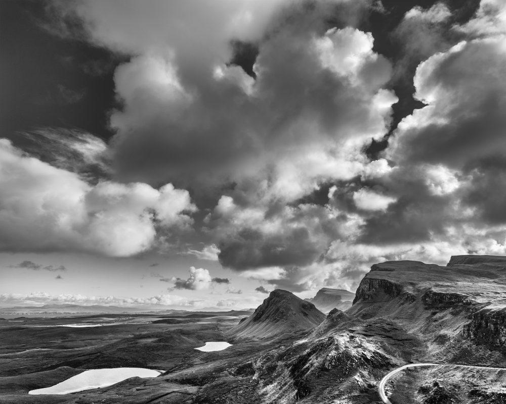 Mountain Pass Cuith-Raing, Scotland 04249