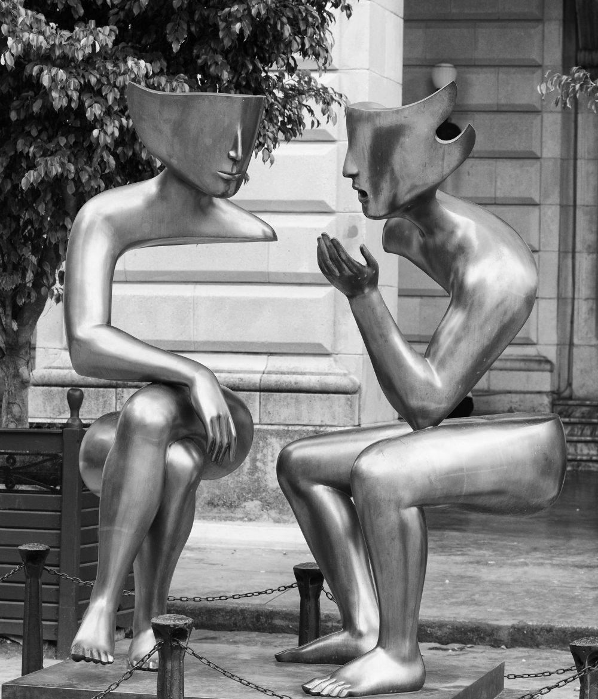 See-Thru Sculpture, Havana, Cuba 17114