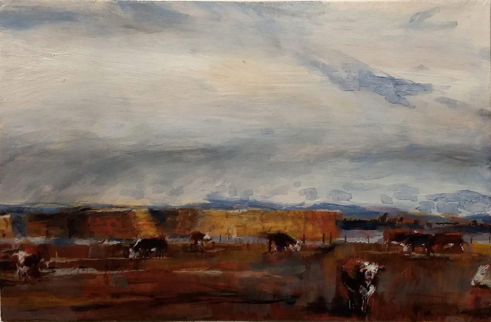 CLEVELAND-Central Oregon Cows