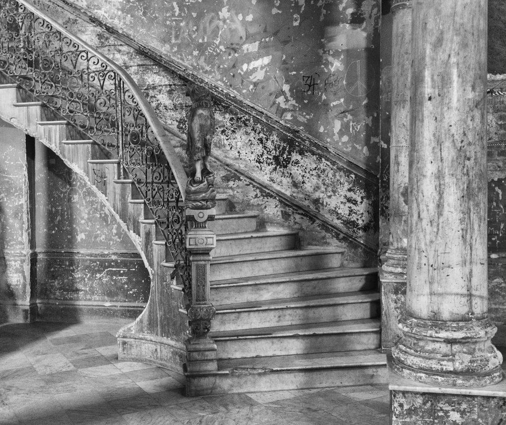 Stairway, Restaurant La Guardia, Havana, Cuba 17648