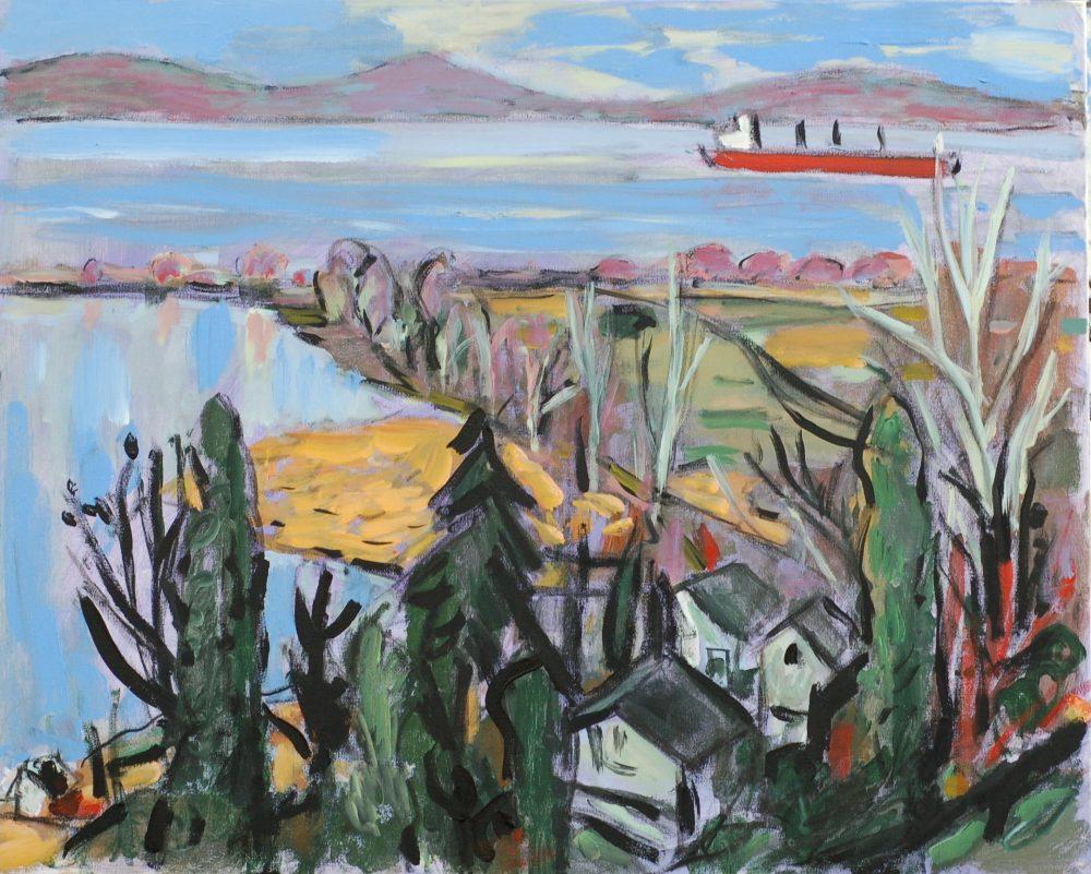 Waterland, 24x30