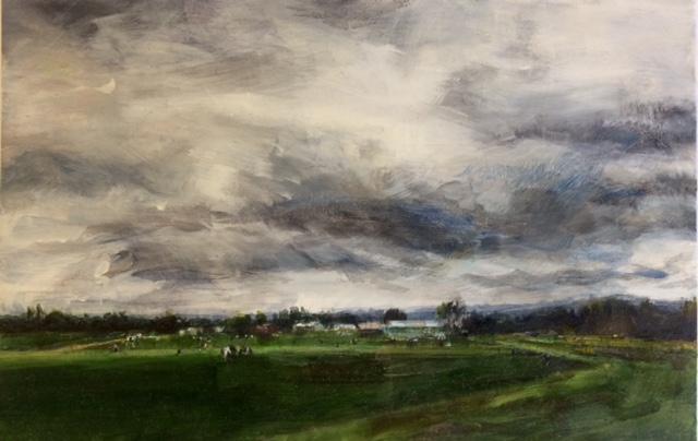 Farm : Sky Sketch 1381