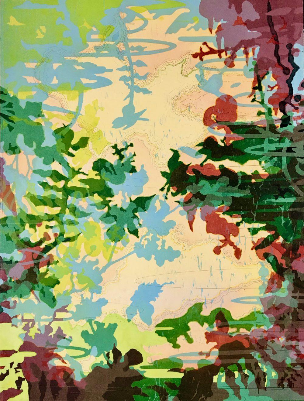 Underwater Garden XXII-1
