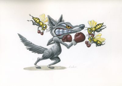 boxing bees2