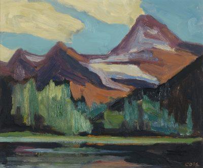 Alpine Lake 2