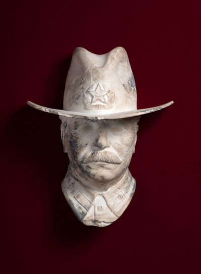 Cowboy Stalin Death Mask