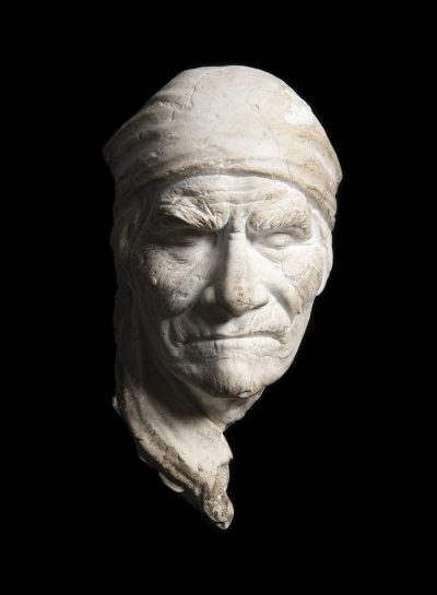 Geronimo Death Mask