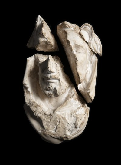 Jesus All Pieces Death Mask