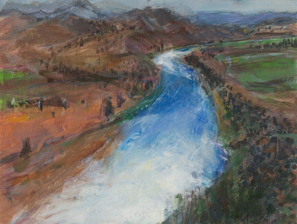 deschutes river:warm springs oregon