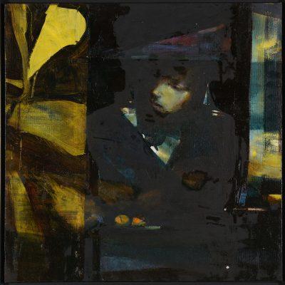 vermeer figure with oranges