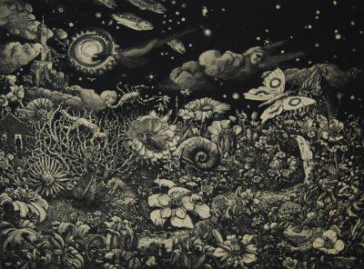Night-Blooming FlowersCARD