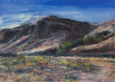 cliffs near Goldendale, Washigton